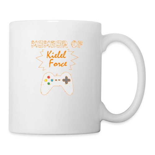 Kielel Force Shirt - Coffee/Tea Mug