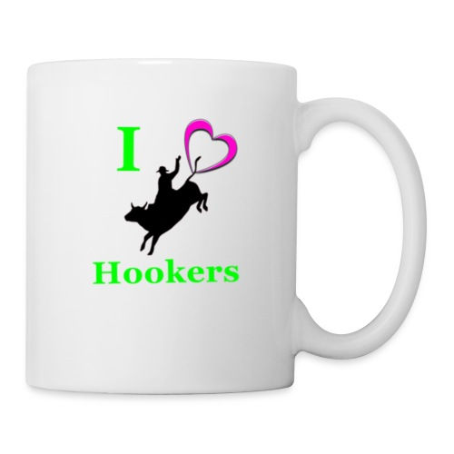 I_Love_Hookers2 - Coffee/Tea Mug