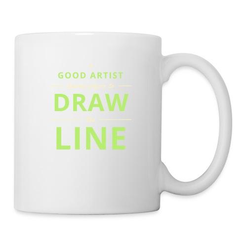 Good Artists - Coffee/Tea Mug