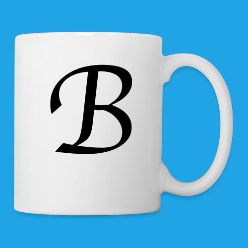 Letter B - Coffee/Tea Mug