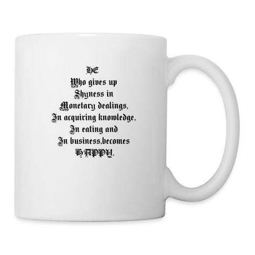 happy_nikkonik - Coffee/Tea Mug