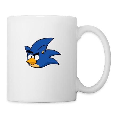 Sonic Angry Bird - Coffee/Tea Mug