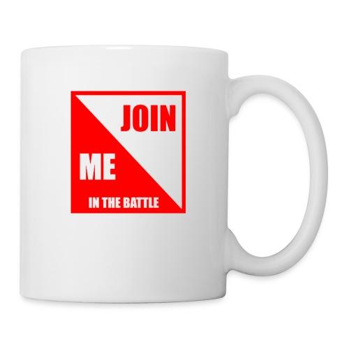 TheRedShirtLogo002 - Coffee/Tea Mug