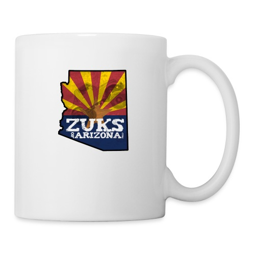 Zuks of Arizona Official Logo - Coffee/Tea Mug