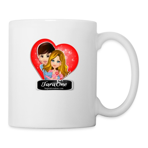 Love Heart Shirts - Coffee/Tea Mug