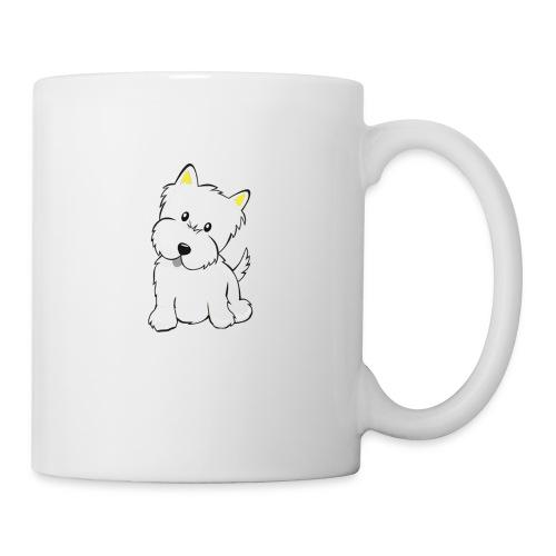 cute pup - Coffee/Tea Mug