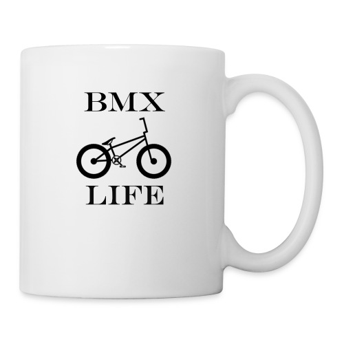 BMX LIFE - Coffee/Tea Mug