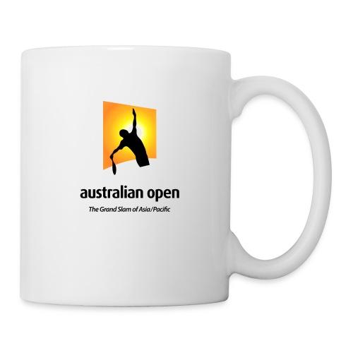 AUSTRALIA OPEN LOGO 2 - Coffee/Tea Mug