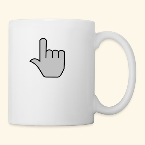 click - Coffee/Tea Mug