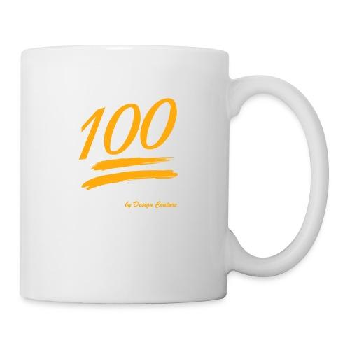 100 ORANGE - Coffee/Tea Mug