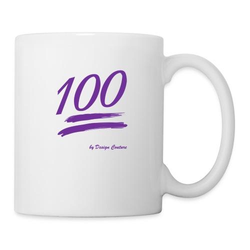 100 PURPLE - Coffee/Tea Mug