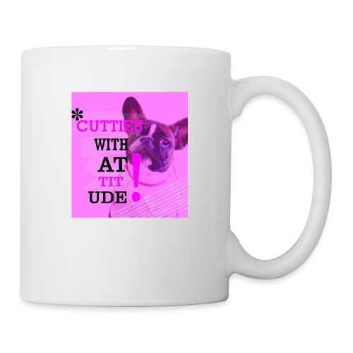 Cutties with Attitude - Coffee/Tea Mug