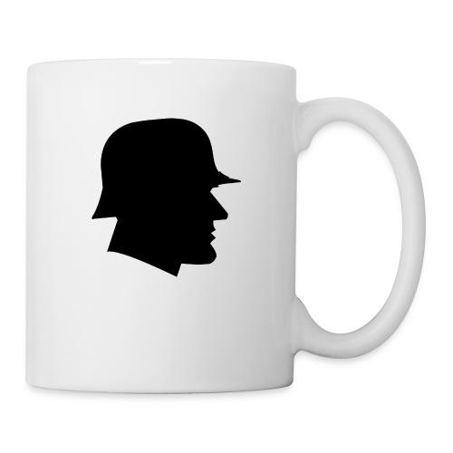 Soldier silhouette - Coffee/Tea Mug