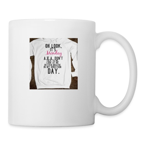Oh look it's monday - Coffee/Tea Mug