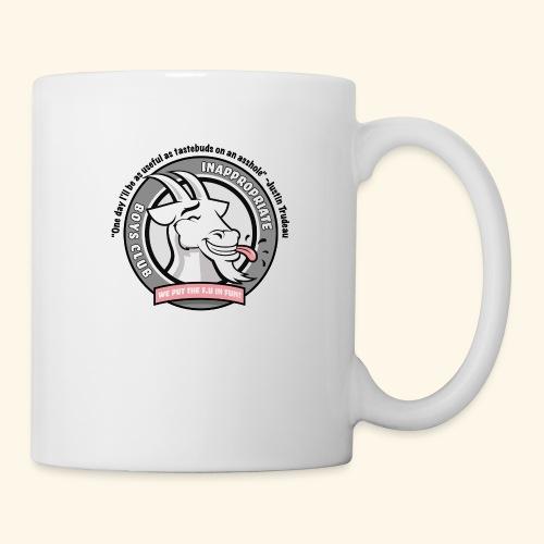 IBC Actual JT Quote - Coffee/Tea Mug
