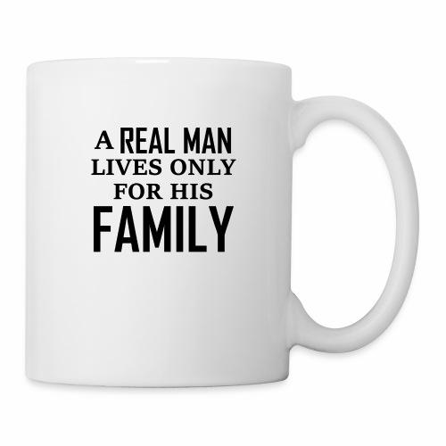 A Real Man - Coffee/Tea Mug