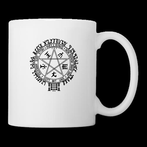 hellsing pentagram - Coffee/Tea Mug