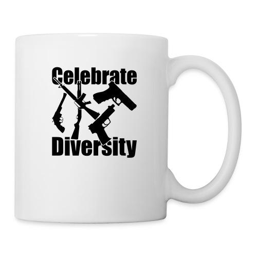 Celebrate Diversity - Coffee/Tea Mug