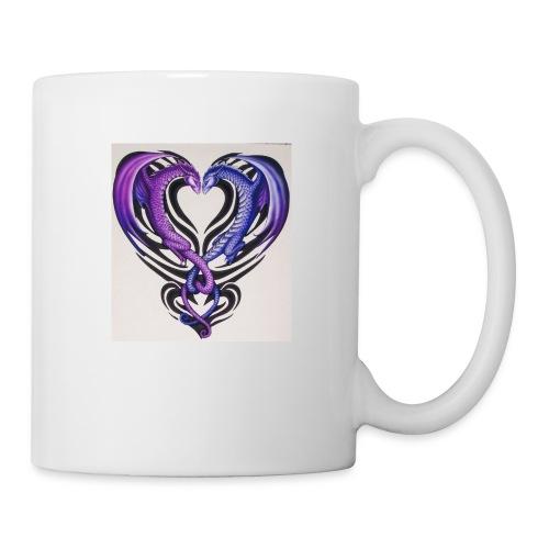 dragons love/ jigsaw master35 - Coffee/Tea Mug