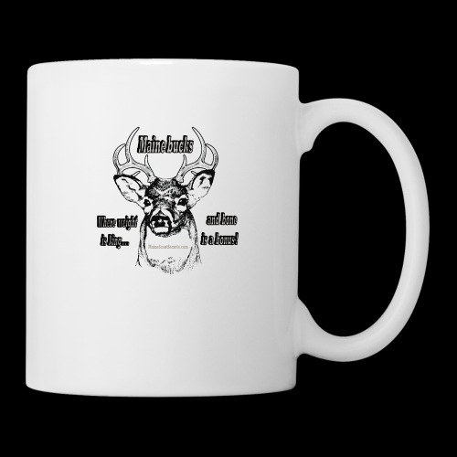 Maine Bucks - Coffee/Tea Mug