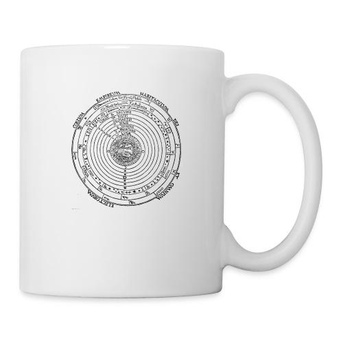Greek Cosmology - Coffee/Tea Mug