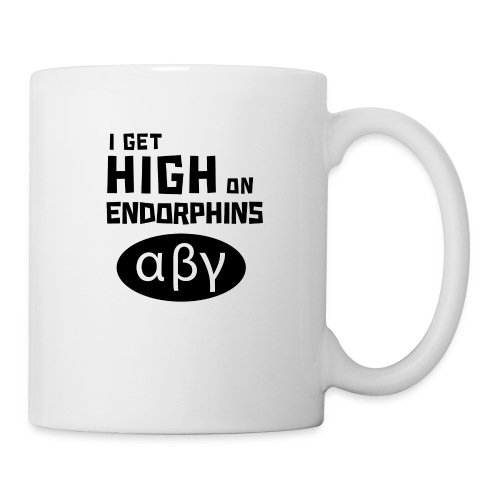 High on Endorphins 01 - Coffee/Tea Mug