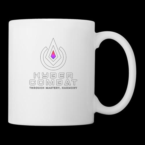 kyberlogotrans - Coffee/Tea Mug