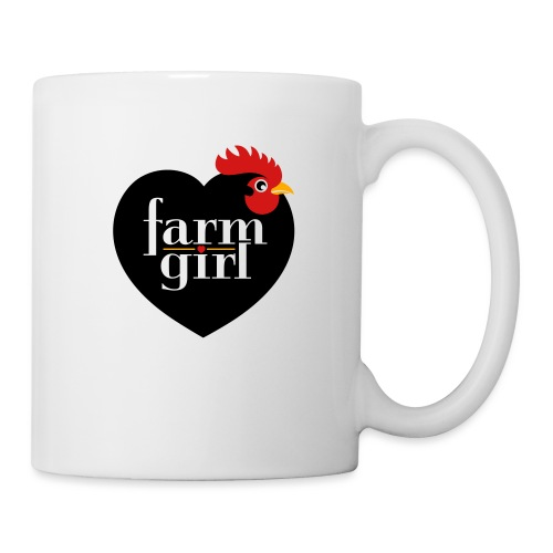 Farm girl - Coffee/Tea Mug