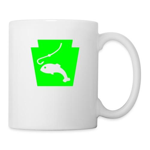 Pennsylvania Fishing Keystone PA - Coffee/Tea Mug