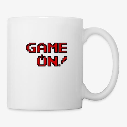 Game On.png - Coffee/Tea Mug