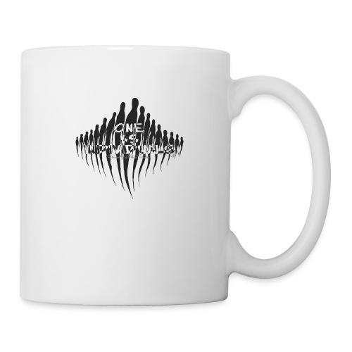 one as individuals - Coffee/Tea Mug
