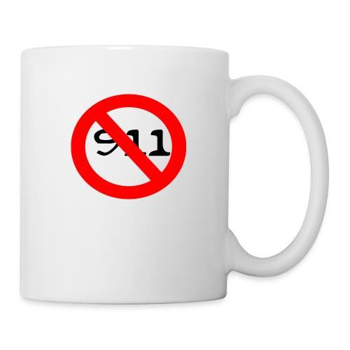 foullar never use 911 records - Coffee/Tea Mug
