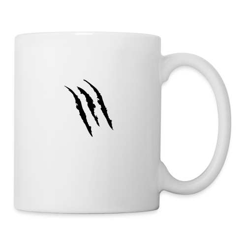 3 claw marks Muscle shirt - Coffee/Tea Mug