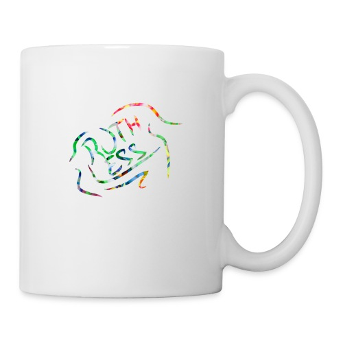 Flower Signature Black - Coffee/Tea Mug
