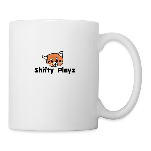 Shifty: Red Panda Tee Male - Coffee/Tea Mug