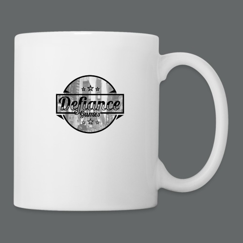Defiance Games Street Logo Shirt - Coffee/Tea Mug