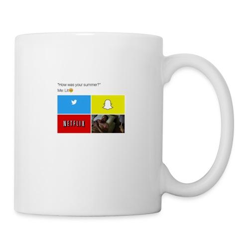 First shirt - Coffee/Tea Mug