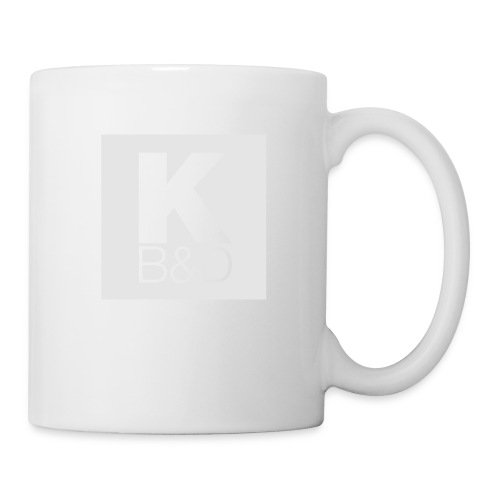 KBD_White - Coffee/Tea Mug