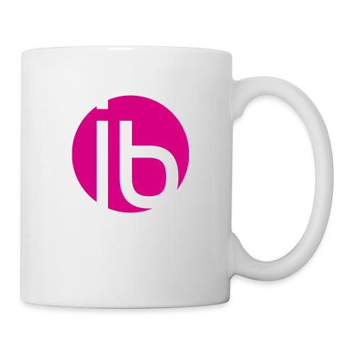 logo_isabelleBrunet - Coffee/Tea Mug
