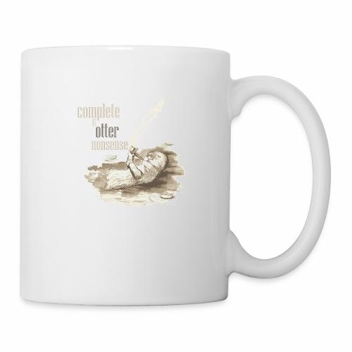 complete and otter nonsense - Coffee/Tea Mug
