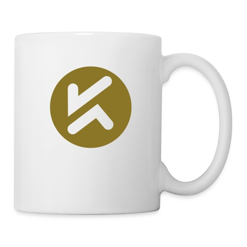 KCJ Media Tee - Coffee/Tea Mug