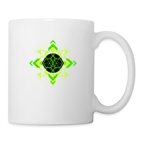 Design2_green - Coffee/Tea Mug