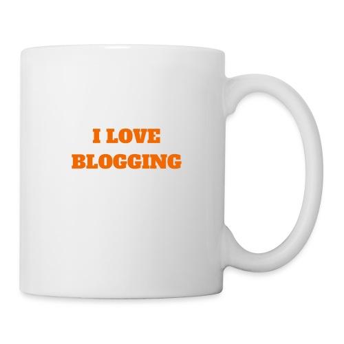 iloveblogging - Coffee/Tea Mug