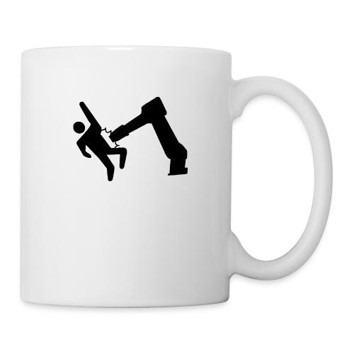 Robot Wins! - Coffee/Tea Mug
