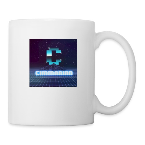 The killer 80s logo - Coffee/Tea Mug