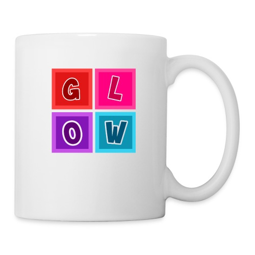 Glow Blocks - Coffee/Tea Mug