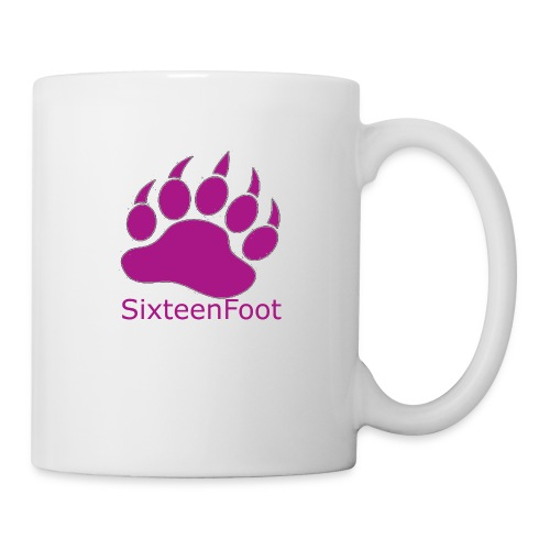 Purple_Logo - Coffee/Tea Mug