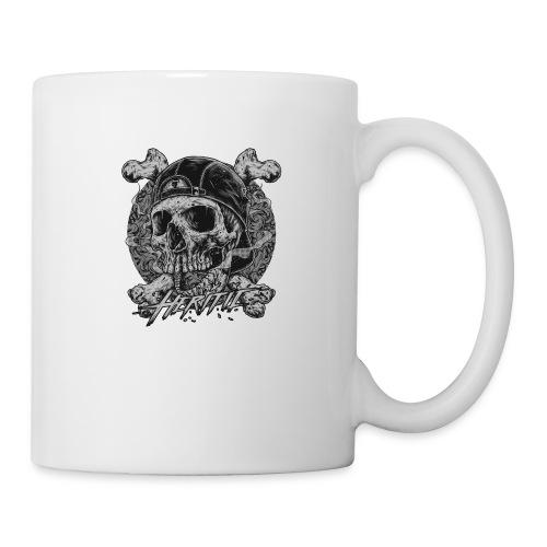Smoke Skull - Coffee/Tea Mug