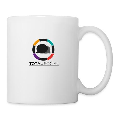 Logo_Total_Social_PNG_03 - Coffee/Tea Mug