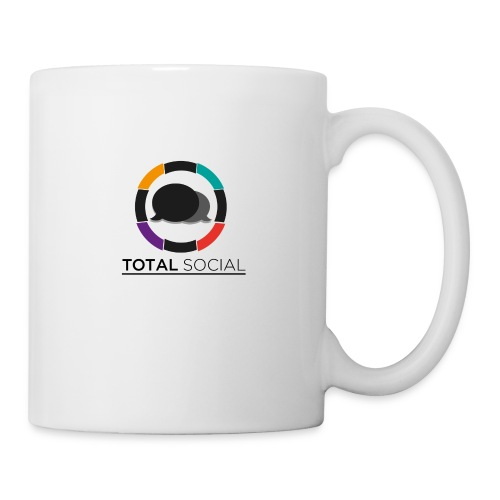 Logo_Total_Social_PNG_03 - Coffee/Tea Mug